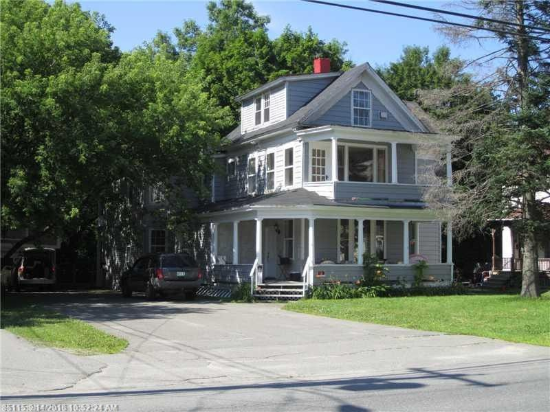 Property For Sale Waterville Maine