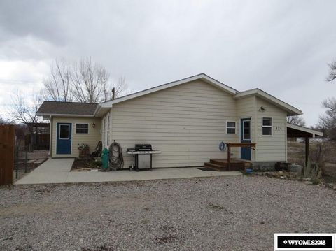 424 S Indiana Ave, Hudson, WY 82515