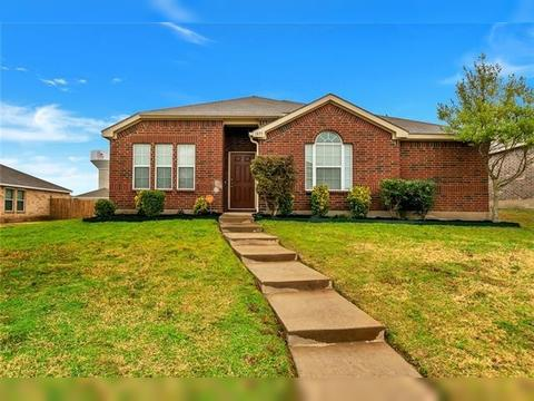 Rushy Creek Estates Red Oak Tx Real Estate Homes For Sale