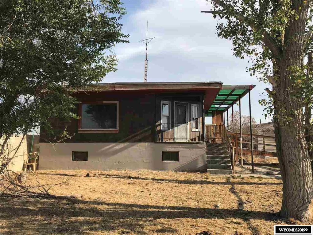 528 Diversion Dam Rd, Riverton, WY 82501
