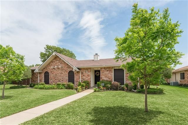 New Patio Homes In Plano Tx