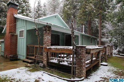 974 Highway 190, Camp Nelson, CA 93265