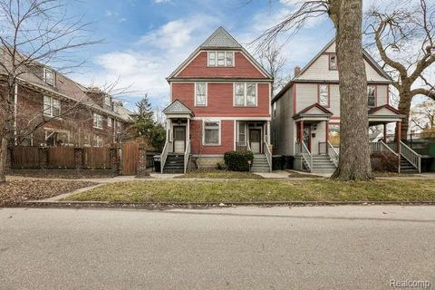 Photo of 1518 Parker St, Detroit, MI 48214