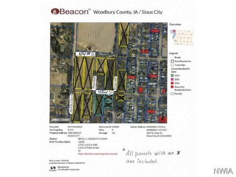 Photo of Leeds Lots, Sioux City, IA 51108