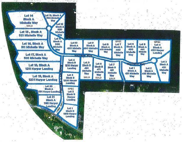 1210 Harper Lndg Lot 4 Fairview, TX 75069