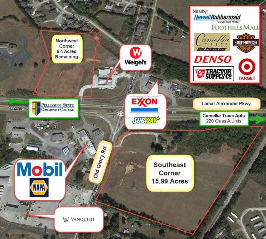 Old Glory Rd, Maryville, TN 37801 - Land For Sale and Real Estate ...