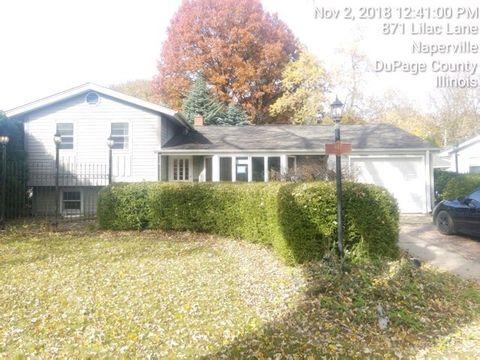 867 Lilac Ln, Naperville, IL 60540