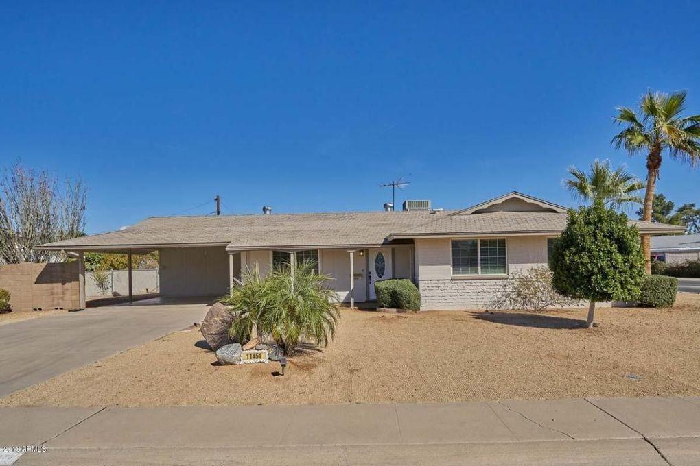 11451 N Desert Hills Dr W, Sun City, AZ 85351