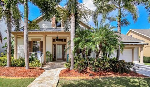 Apollo Beach Fl Homes With Special Features