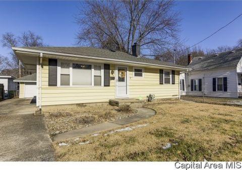 543 W Fayette Ave, Springfield, IL 62704