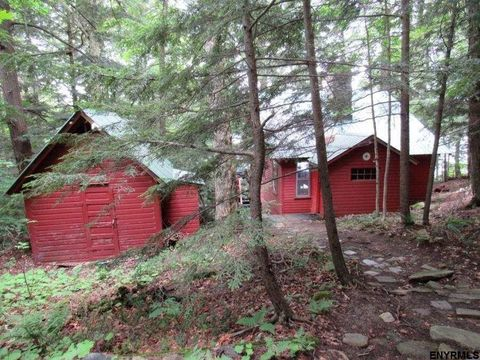 128 Wild Rd, Lake Pleasant, NY 12108
