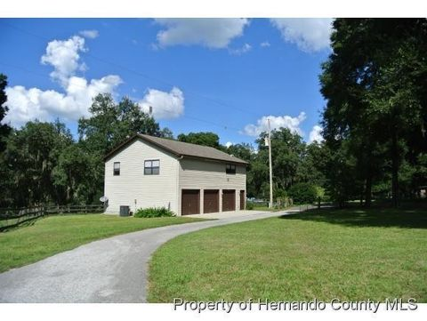 26115 Church Rd, Brooksville, FL 34602