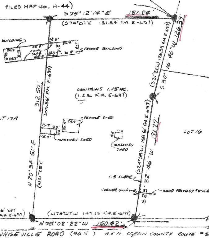 W Veterans Hwy Jackson NJ 08527 Land For Sale and Real Estate Listing r