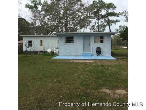 Property With Well And Septic Hernando County