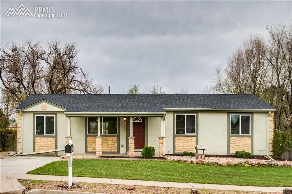 4011 Tennyson Ave, Colorado Springs, CO 80910