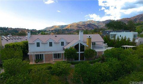 18190 Knollhill, Granada Hills, CA 91344