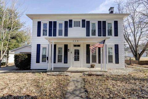 113 N Mason St, Mount Pulaski, IL 62548