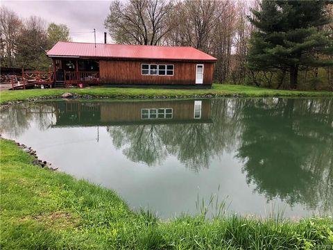 Photo of 9758 County Road 15 B, Canaseraga, NY 14822