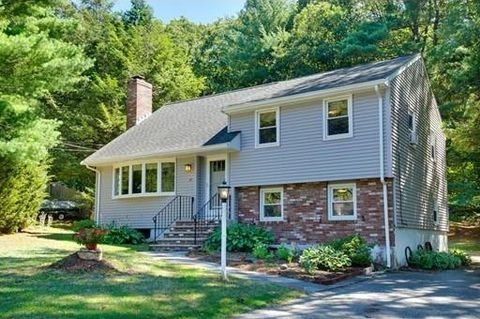 36 Sandy Brook Rd Burlington Ma 01803 Home For Sale Real Estate