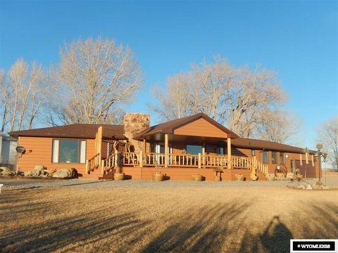 1850 Missouri Valley Rd, Pavillion, WY 82523