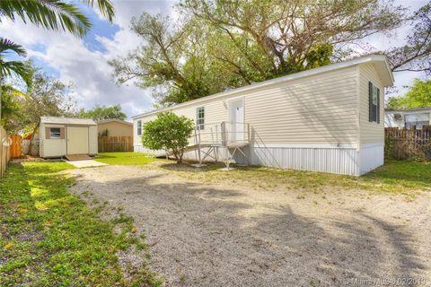 Carlan Mobile Home Park Fort Lauderdale Fl Real Estate Homes For