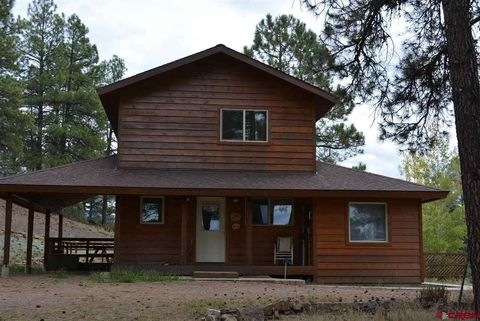 120 Big Horn Ct, Pagosa Springs, CO 81147