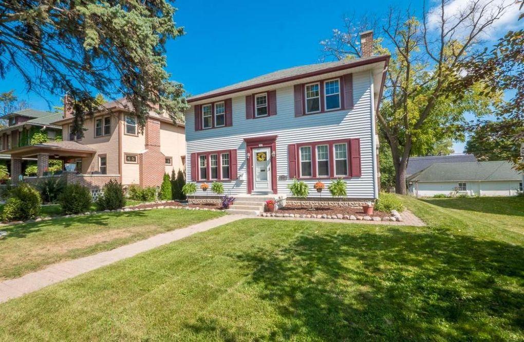 Homes For Sale Washington Ave Cedarburg Wi