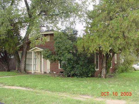 Photo of 2042 Merchant St, Abilene, TX 79603