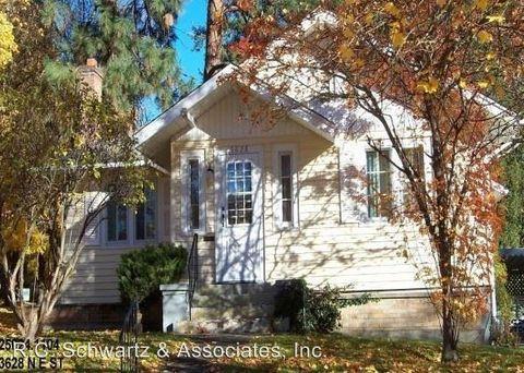 Photo of 3628 N E St, Spokane, WA 99205