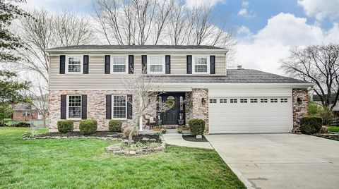 6733 Wooden Shoe Ct, Liberty Township, OH 45044