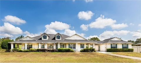 New Homes In Wedgefield Florida
