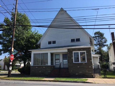 1351-1353 N Washington St, Wilkes Barre, PA 18705