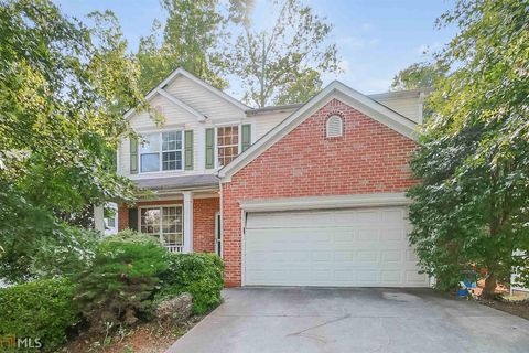 Sensational 4406 Silver Ridge Way Austell Ga 30106 Home Interior And Landscaping Dextoversignezvosmurscom