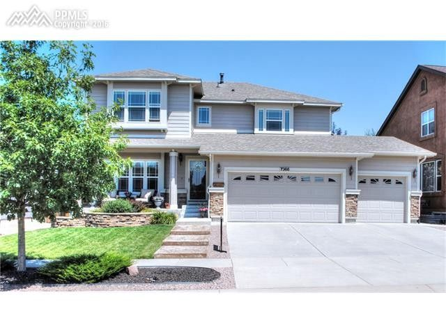 7366 legend hill dr colorado springs co 80923 home for