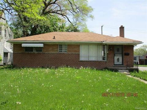 13900 Longacre St, Detroit, MI 48227
