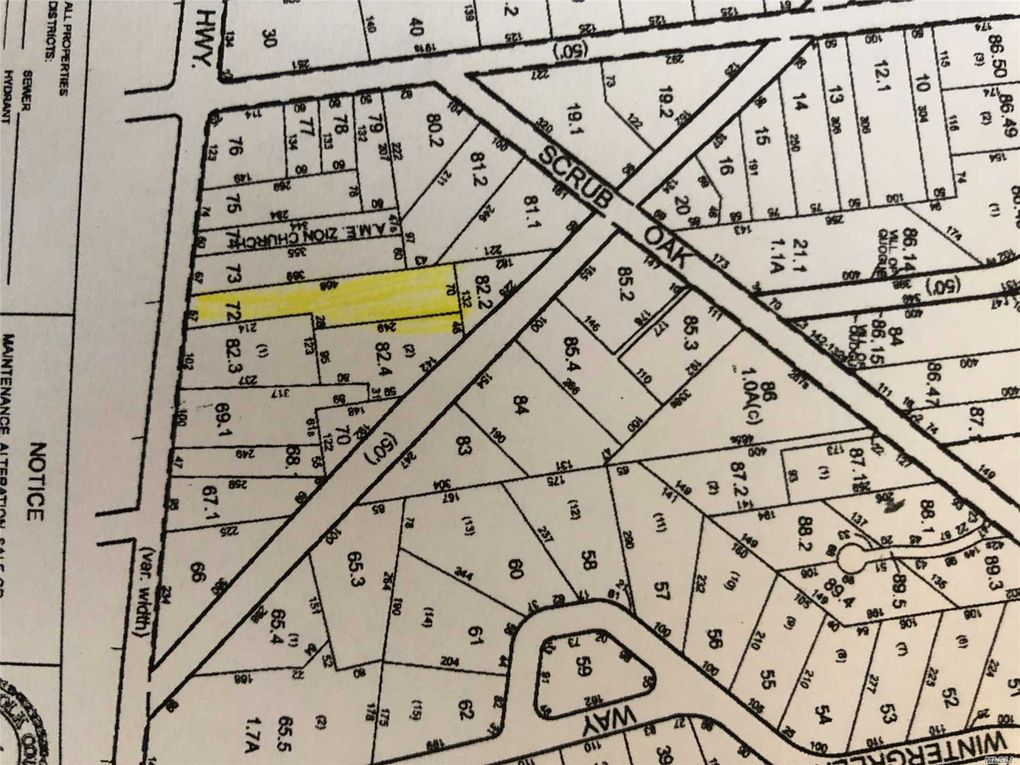 Map Of Quogue New York.45 W Montauk Hwy Quogue Ny 11959