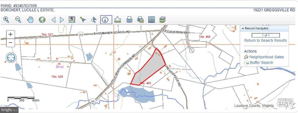 Loudoun County Virginia Property Tax Assessment