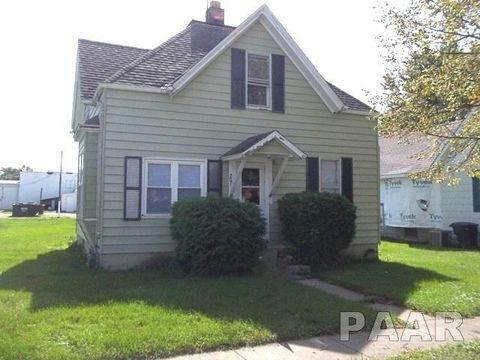 207 Pleasant St, Benson, IL 61516
