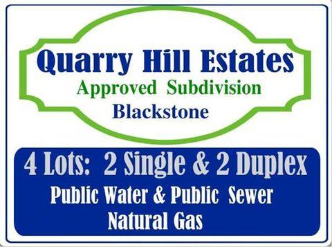 Quarry Hill Ests, Blackstone, MA 01504