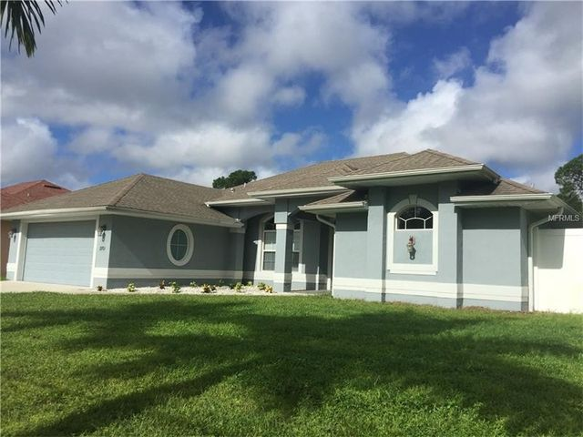 Pool Home For Sale North Port Fl