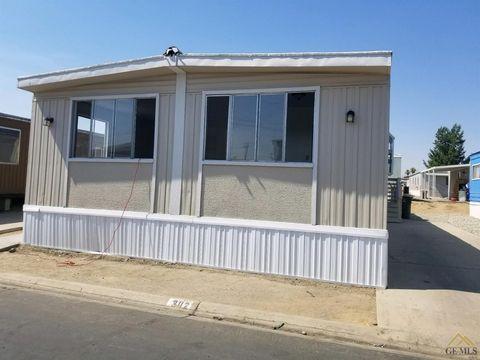 6601 Eucalyptus Dr Spc 302 Bakersfield CA 93306 Mfd Mobile Home