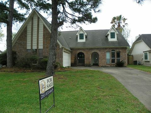 14823 Chetland Place Dr, Houston, TX 77095