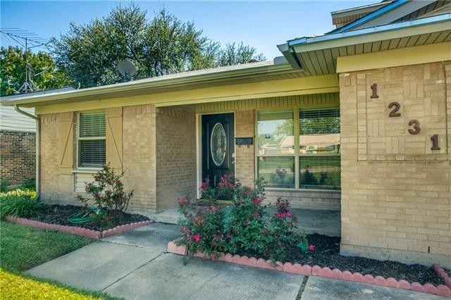 1231 Ridgeway Dr, Richardson, TX 75080