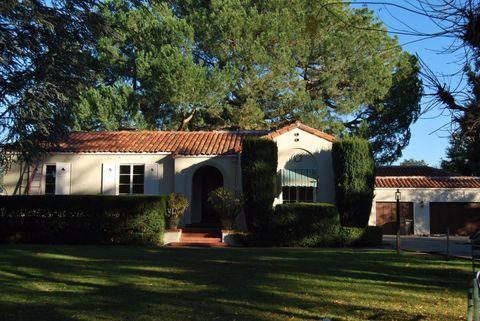 14290 Lutheria Way, Saratoga, CA 95070
