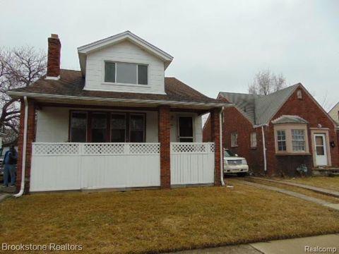 Photo of 12226 Corbett St, Detroit, MI 48213