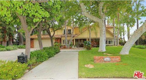 15535 Aqua Verde Dr, Los Angeles, CA 90077