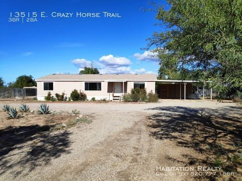 Photo of 13515 E Crazy Horse Trl, Vail, AZ 85641