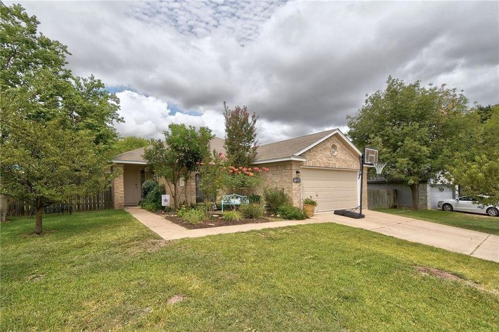 1704 Verbena Way Round Rock, TX 78664