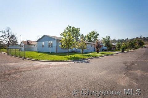 603 Blair Ave, Pine Bluffs, WY 82082