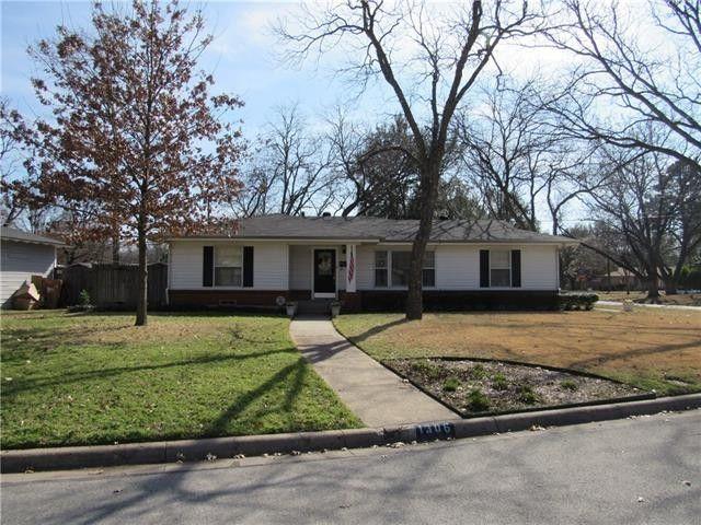 1306 Mockingbird Ln, Arlington, TX 76013
